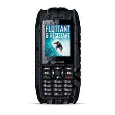 Crosscall GSM telefon Shark V2, črn