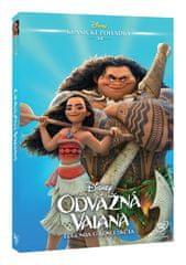 Odvážná Vaiana: Legenda o konci světa ( Edice Disney klasické pohádky)   - DVD