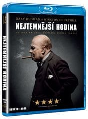 Nejtemnější hodina   - Blu-ray