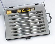 Mannesmann Werkzeug 8-delni set preciznih izvijačev