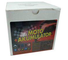 Uplus akumulator za motor CB7-A (12V, 8Ah)