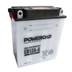 Uplus akumulator za motor Poweroad CB12A-A