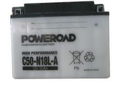 Uplus akumulator za motor Poweroad C50-N18L-A