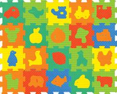 Lamps Pěnový koberec puzzle