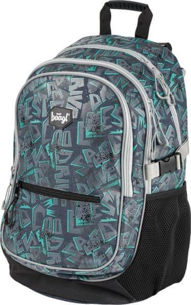 BAAGL Školní batoh Cool