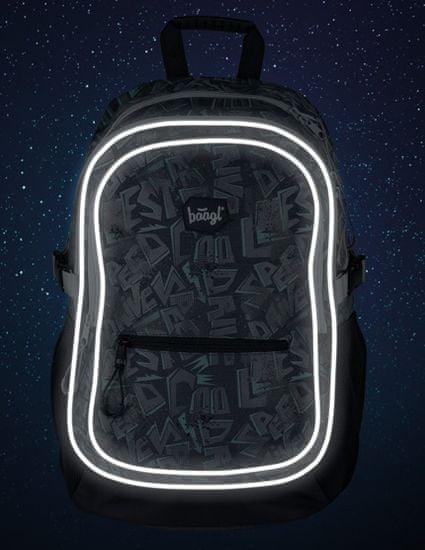 BAAGL plecak szkolny Cool