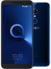 Alcatel 3 (5052D), Spectrum Blue Okostelefon