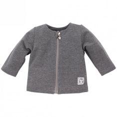 PINOKIO Dívčí kabátek Magic - šedý