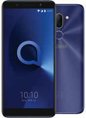 Alcatel 3X (5058I), Metallic Blue