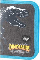 BAAGL Školní penál klasik Dinosauři