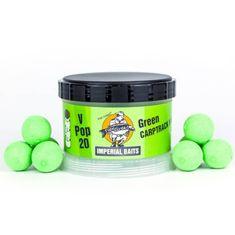 Imperial Baits Impeiral Baits Plovoucí Boilies Carptrack V-Pops Zelené