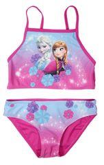 E plus M dívčí plavky Frozen