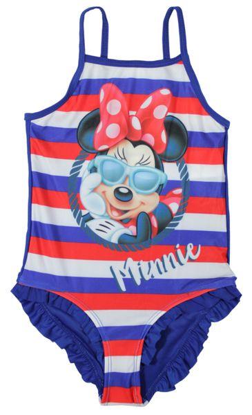 E plus M dívčí plavky Minnie 116/122 modrá