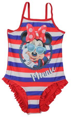 2634e94ba8 E plus M dívčí plavky Minnie 104 110 červená - Diskuze