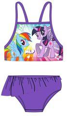 E plus M dívčí plavky My Little Pony