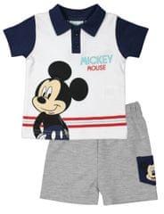 E plus M chlapecký letní set Mickey Mouse