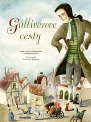 Swift, Francesca Rossiová Jonathan: Gulliverove cesty