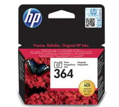 HP foto kartuša 364, črna (CB317EE)