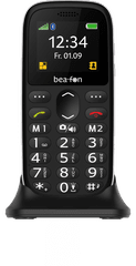 Beafon GSM telefon SL160, črn