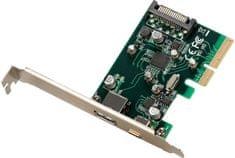 I-TEC USB 3.1 gen2 10Gps Card PCE2U31AC
