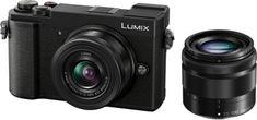 Panasonic Lumix DC-GX9 + 12-32 + 35-100 Black (DC-GX9WEG-K) - zánovní
