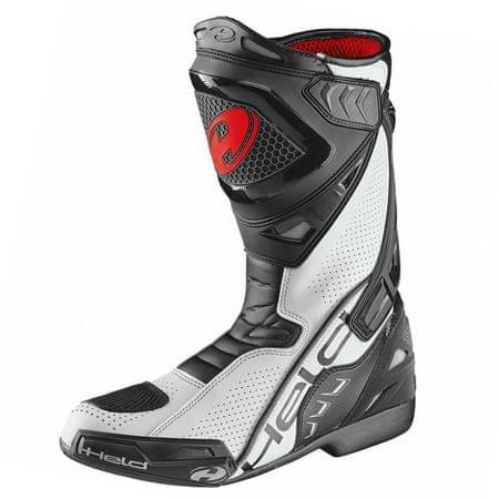 Held boty EPCO 2 vel.44 černá/bílá, kůže