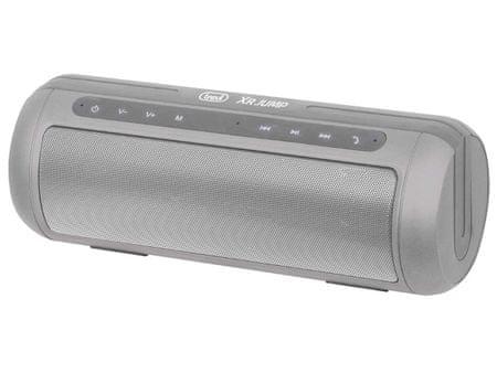 Trevi Bluetooth zvočnik XR 130 Jump, siv