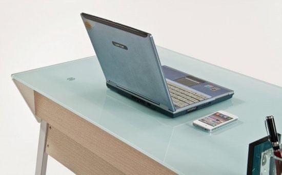 Računalniška miza Glass