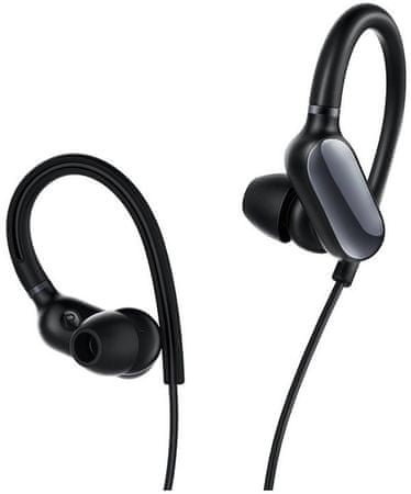 Xiaomi słuchawki Mi Sports Bluetooth Earphones, czarne 15235