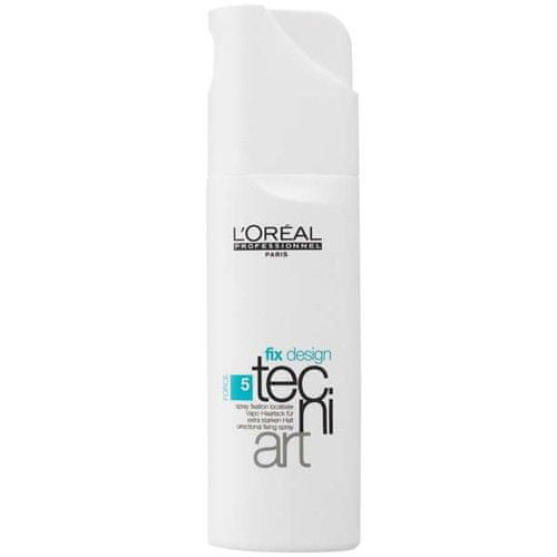Loreal Professionnel Lak na vlasy s extra silnou fixací Fix Design (Directional Fixing Spray) 200 ml