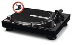RELOOP RP-2000 USB DJ gramofón s priamym pohonom