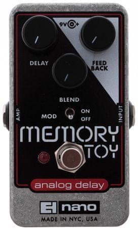 Electro-Harmonix Memory Toy Gitarový efekt
