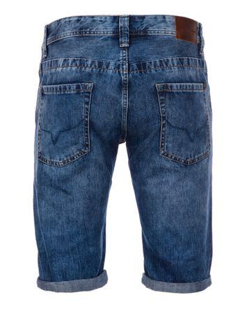 Pepe Jeans pánské kraťasy Cash 31 modrá  c8e2e66f07