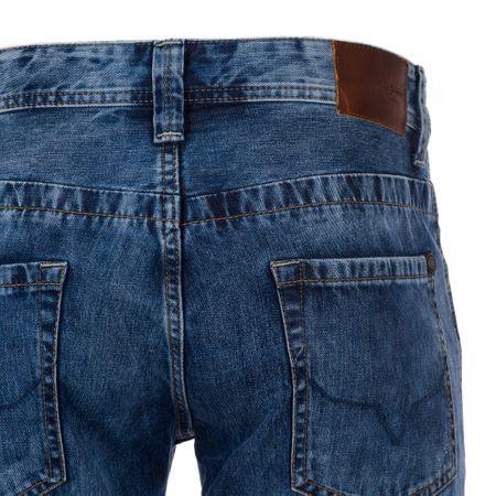 Pepe Jeans pánské kraťasy Cash 34 modrá  c9ad102131