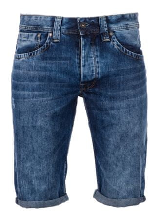Pepe Jeans pánské kraťasy Cash 30 modrá  91d245b7cb