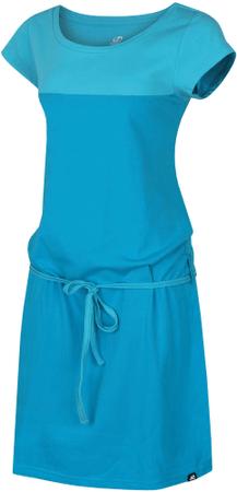 Hannah ženska obleka Bluebird, 38, modra
