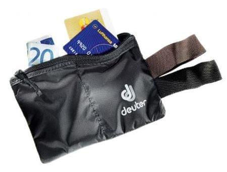 Deuter putni novčanik, crni