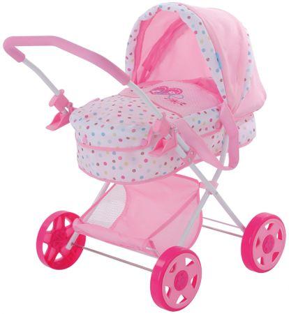 Hauck wózek dla lalek Diana - Serduszka