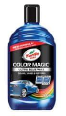 Turtle Wax Autovosk Color Magic, s voskem Carnauba, modrý, 500 ml