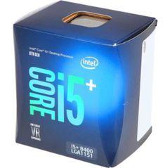 Intel procesor Core i5+ 8400 BOX, Coffee Lake, priložen Intel Optane 16 GB