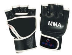 Spartan rokavice MMA, L-XL, črne