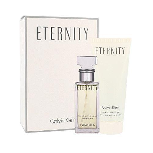 Calvin Klein Eternity - EDP 30 ml + sprchový gel 100 ml pro ženy