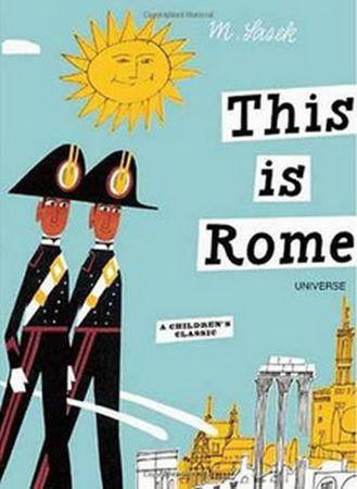 Šašek Miroslav: This is Rome