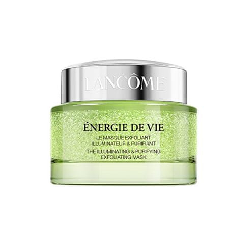 Lancome Exfoliačný maska Énergie De Vie (The Illuminating & Purifying Exfoliating Mask) 75 ml