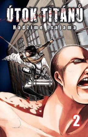 Isajama Hadžime: Útok titánů 2