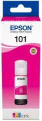 Epson črnilo EcoTank 101 za L6190, steklenička, 70 ml, magenta (C13T03V34A)