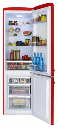 Amica prostostoječi retro hladilnik FK2965.3RAA (1171278)