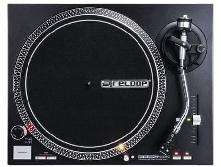 RELOOP RP-4000 MK2 DJ gramofón s priamym pohonom