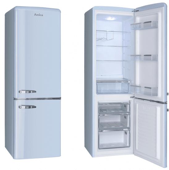 Amica lodówko-zamrażarka KGCR 387100 L
