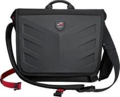Asus torba za prenosnik Rog Ranger Messneger, črna